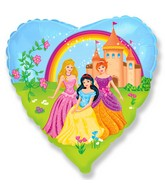 "18"" Princess Castle Balloon"