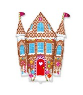 "34"" Candy Castle Balloon"