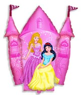 "38"" Princess Castle Balloon"