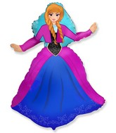 "39"" Alexia Princess Balloon"