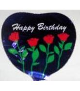 "7"" Airfill Rose Birthday M624"