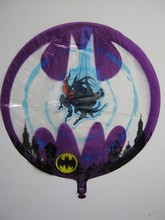 "23"" Batman And Robbin Clear Balloon"