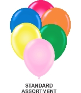 Party Style Brand Latex Balloons