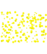 Tissue Paper Confetti Dots Yellow
