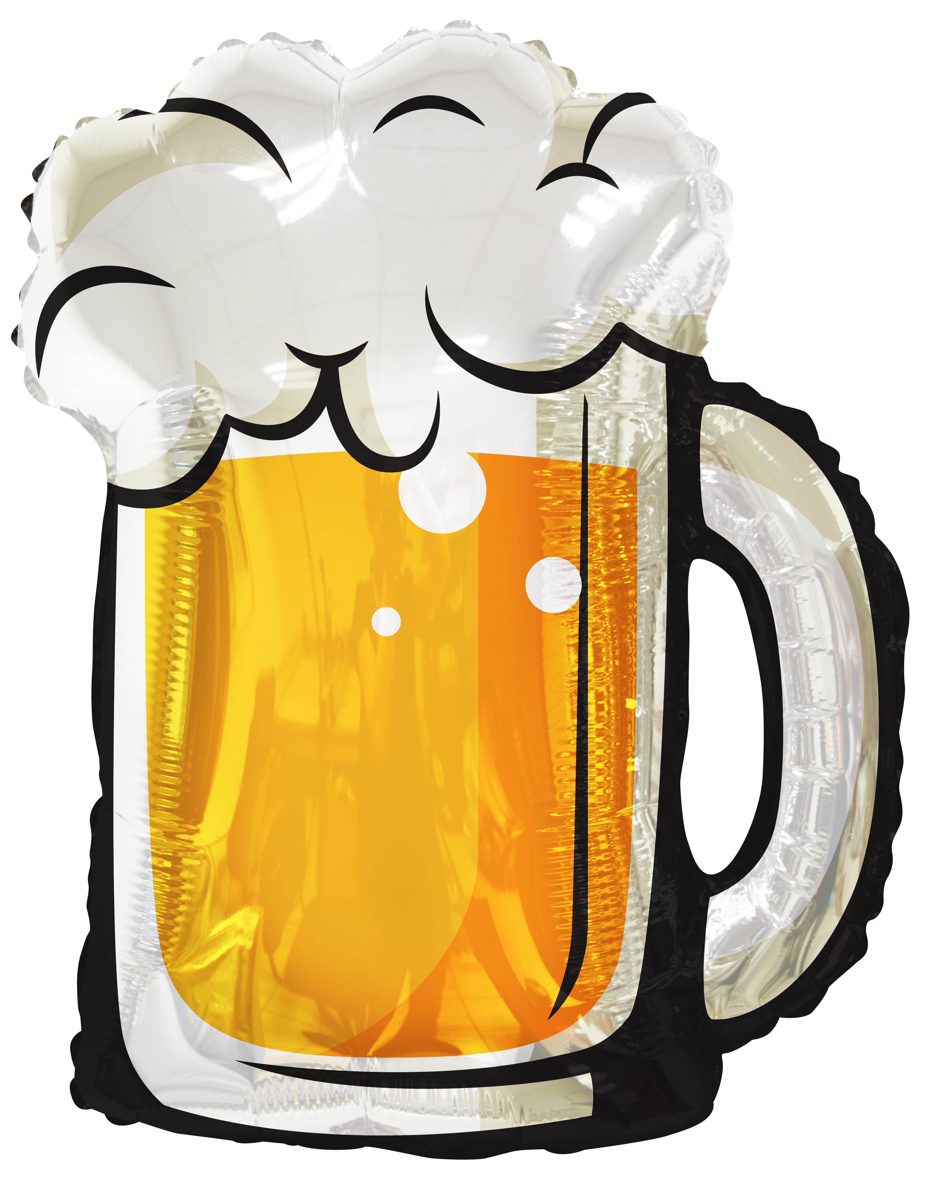 "36"" Beer Glass Shape Foil Balloon"
