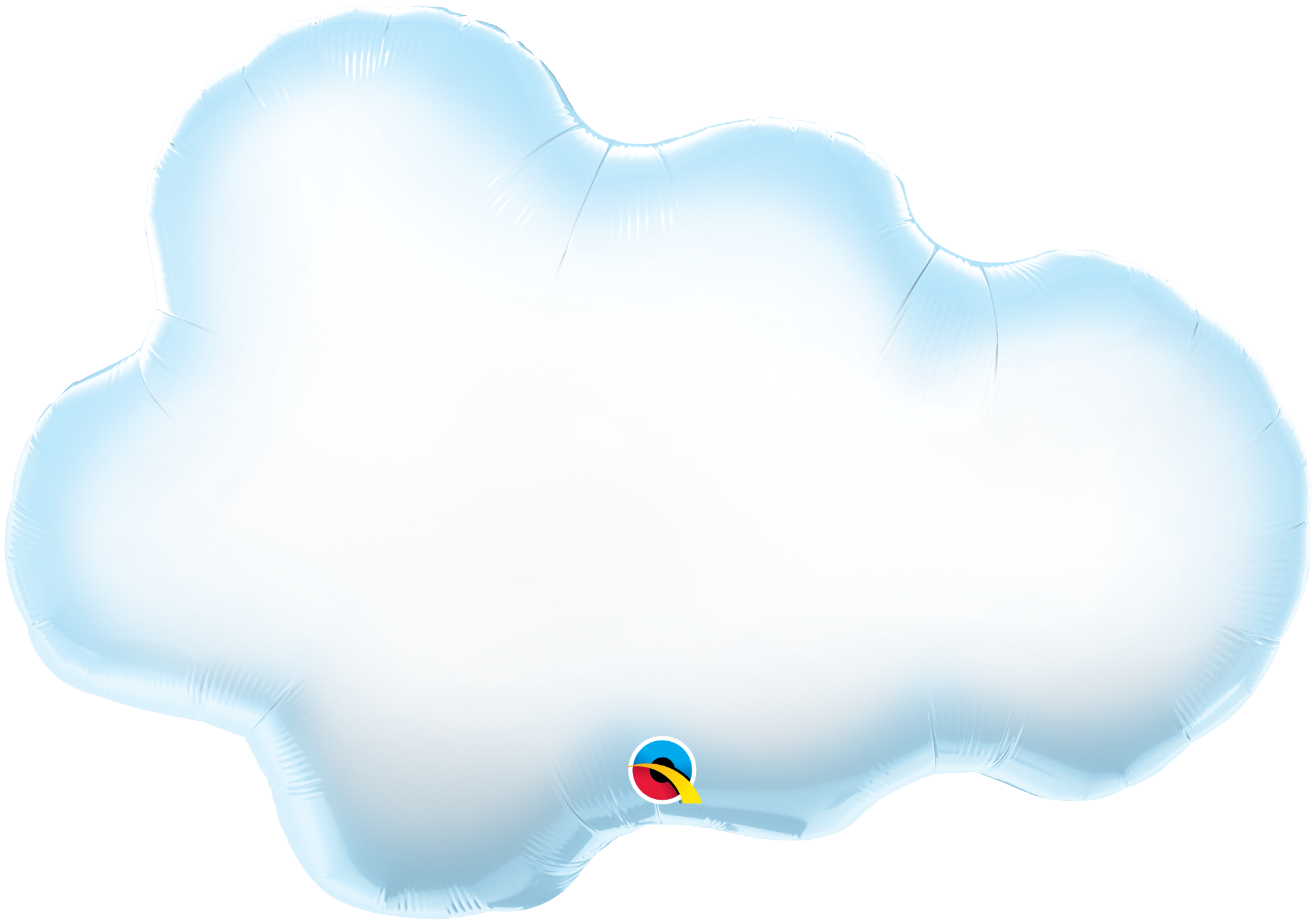 "30"" Puffy Cloud Foil Balloon"