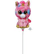 Airfill Only Beanie Boos Fantasia Unicorn Foil Balloon