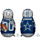 "39"" Football Player Dallas Cowboys Foil Balloon"
