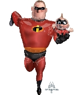"67"" Airwalker Incredibles Balloon"