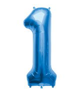 "34"" Northstar Brand Packaged Number 1 - Blue"
