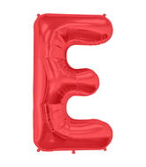 "34"" Northstar Brand Packaged Letter E - Red"