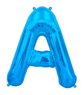 "34"" Northstar Brand Packaged Letter A - Blue"