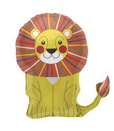 "28"" Foil Balloon Lion"