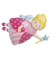 "36"" Foil Balloon Fairy Godmother"