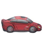 "33"" Foil Balloon Sports Car"