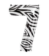 "34"" Northstar Brand Number 7 - Zebra Packaged"