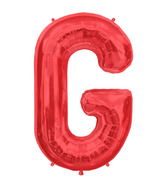 "34"" Northstar Brand Packaged Letter G - Red"