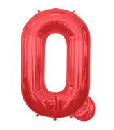 "34"" Northstar Brand Packaged Letter Q - Red"