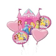 Disney Princesses 1st Birthday Bouquet