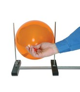 "Slide-N-Size (Balloon Sizer) Will do up to 36"" balloons"