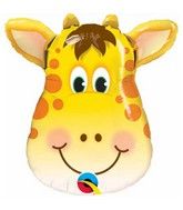 "14"" Airfill Only Jolly Giraffe"