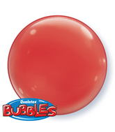 "15"" Red Self Sealing Stretchy Plastic Balloon (4 ct.)"