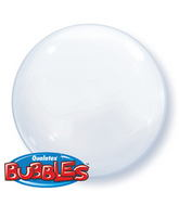 "15"" White Self Sealing Stretchy Plastic Balloon (4 ct.)"