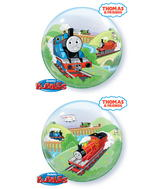 "22"" Thomas & Friends Licenced Character Bubble Balloons"