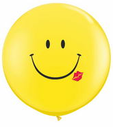 3&#39 A Smile & A Kiss Yellow (1-Sided) (2 ct.)