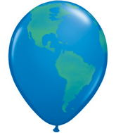 "16"" Globe Dark Blue (50 ct.)"
