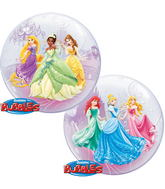 "22"" Princess Royal Debut Character Bubble Balloons"
