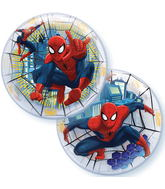 "22"" Ultimate Spider-Man Character Bubble Balloons"