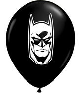 "5"" Batman Balloons Black (100 Count)"