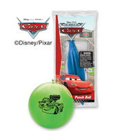 "14"" Disney Cars 1 ct. Punch Ball"