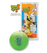 "14"" Looney Tunes 1 ct. Punch Ball"