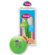 "14"" Barney 1 ct. Punch Ball"