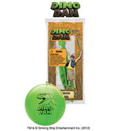"14"" Dino Dan 1 ct. Punch Ball"