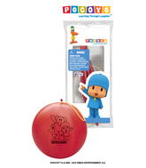 "14"" Pocoyo 1 ct. Punch Ball"