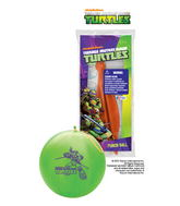 "14"" Ninja Turtles Balloons 1 ct. Punch Ball"