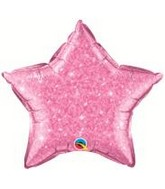 "20"" Crystalgraphic Star Pink"