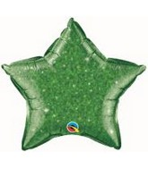 "20"" Crystalgraphic Star Green"