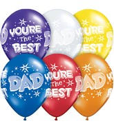 "11"" Dad You&#39re the Best Jewel Assortment (50 count)"
