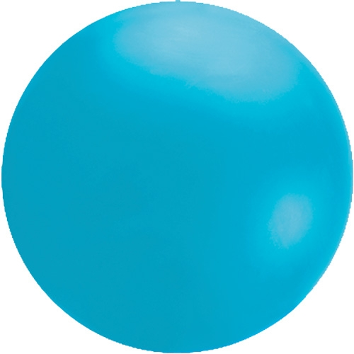 5.5 Feet Island Blue Cloudbuster Balloon Chloroprene