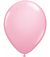 "24""  Qualatex Latex Balloons  PINK            5CT"