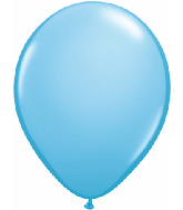 "24""  Qualatex Latex Balloons  PALE BLUE       5CT"