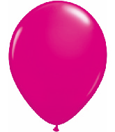 "5"" Qualatex Latex Balloons WILD BERRY 100CT"