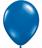 "5""  Qualatex Latex Balloons  SAPPHIRE BLUE  100CT"