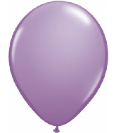 "11"" Qualatex Latex Balloons 25 Per Bag Spring Lilac"