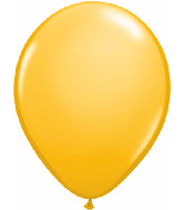 "16""  Qualatex Latex Balloons  GOLDENROD       50CT"