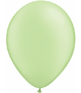 "11""  Qualatex Latex Balloons  NEON GREEN     100CT"